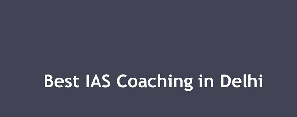 IAS Coaching in DLF Phase 1